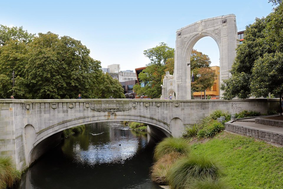 Christchurch City Tour
